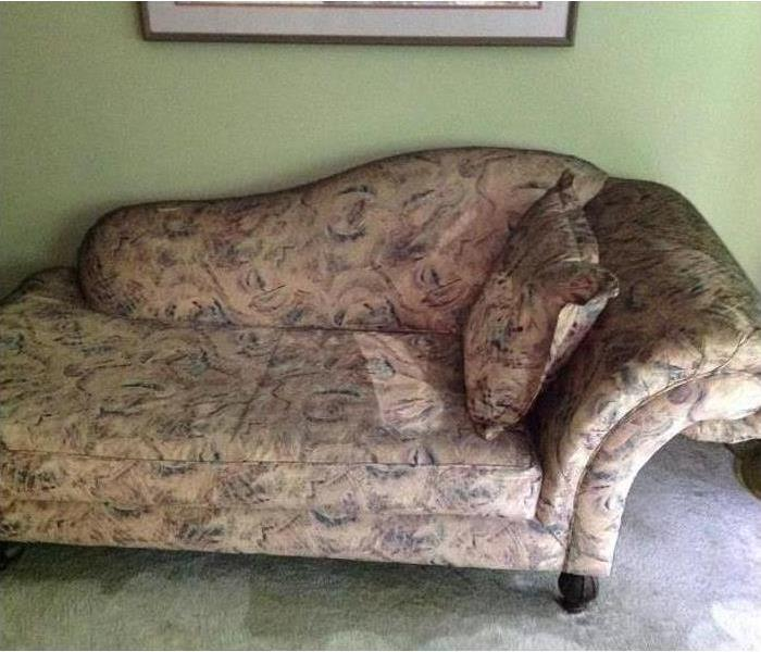 Brookhaven Upholstery Fire Damage Repair Before