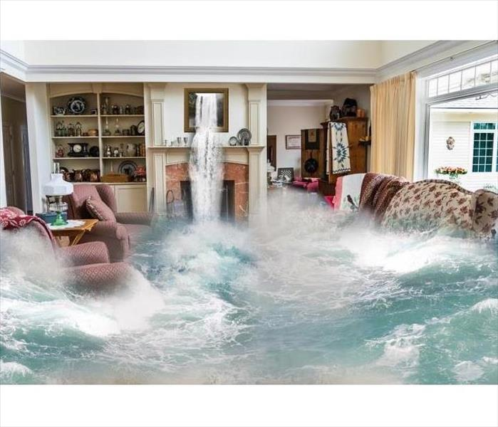 Water Damage Water Damage...What to Expect